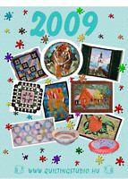 Quilting napt�r 2009 let�lthet�